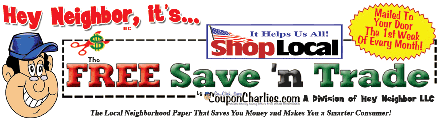 Welcome to CouponCharlies.com
